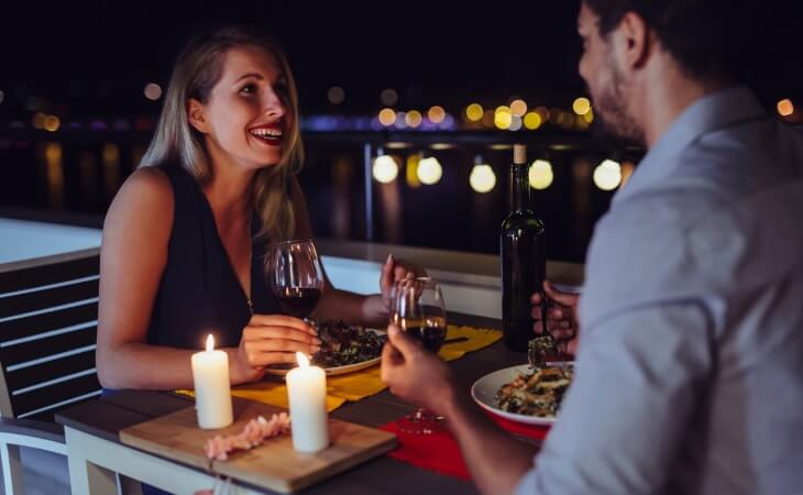 Dating while separated law